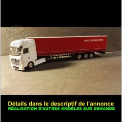 Camion  MULTI Transports