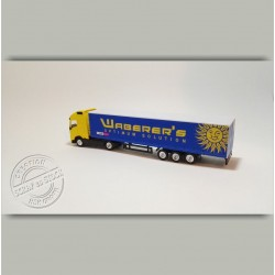 Camion  Transports WABERER'S