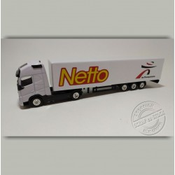 Camion  Netto Intermarché