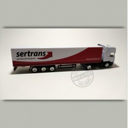 Camion Transports SERTRANS